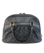 Louis Vuitton Black Limited Edition Leather Mizi Vienna Bag - $899.00