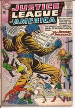 DC Justice League Of America #20 Mystery Of Spaceman X Green Lantern Flash - $16.95