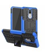 XYX 2-in-1 Case for LG K40/LG K12 Plus/LMX420/LG X4 2019,[Built-in Kicks... - $8.88