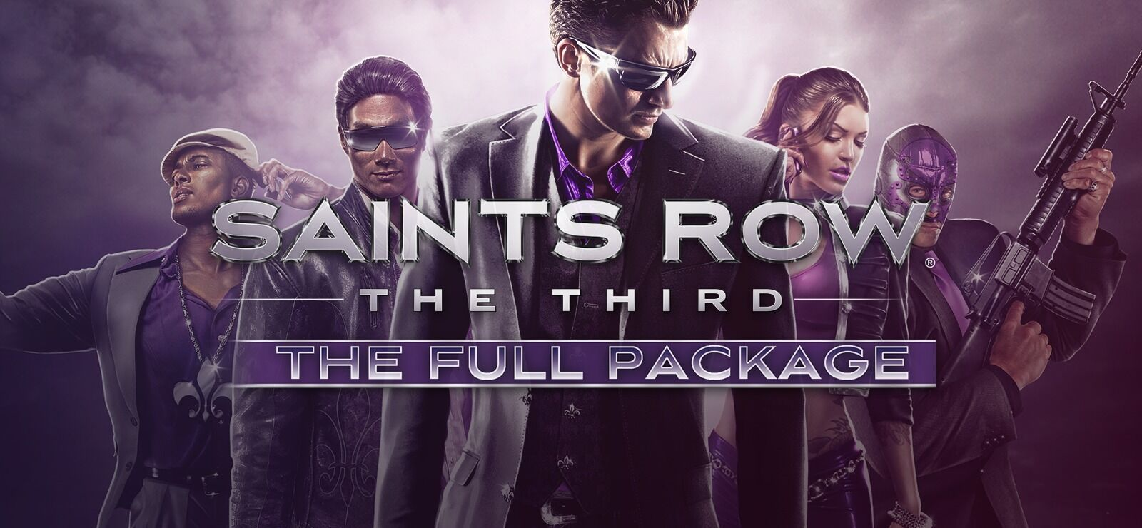 Primary image for Saints Row The Third Full Package ALL DLC PC Steam Key NEW Download Fast