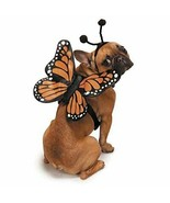Dog Halloween Costume Monarch Butterfly Pet Dog Harness Zack & Zoey new  - €23,72 EUR