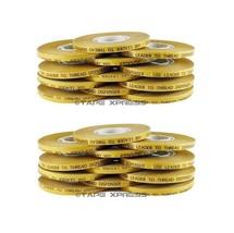 "24 rolls 1/4"" ATG Adhesive Transfer Tape (Fits 3M Gun) Photo Crafts Scra... - $49.49"