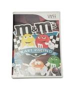 Nintendo Wii M&M's Kart Racing Video Game (Complete, 2007) - $14.46