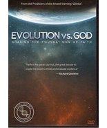 Evolution Vs. God [DVD] - $2.26