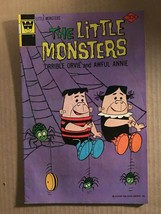 The Little Monsters #36 Whitman Comic Book 1976 FN+ Condition Orrible Orvie - $4.49