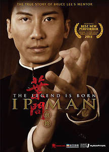 Ip Man 3 Legend Is Born (2011) -Dvd