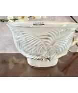 NEW Lalique Kelapa French Crystal Bowl Perfect Condition Signed Gorgeous - $295.02