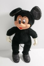 "Walt Disney Productions Young Epoch Mickey Mouse 9"" Plush RARE - $28.49"
