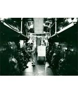 MS Europa machine room - Vintage Photography - $39.50