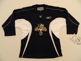M21 New Reebok Florida Panthers Youth Boys Practice Jersey Shirt Sizes - $657,94 MXN