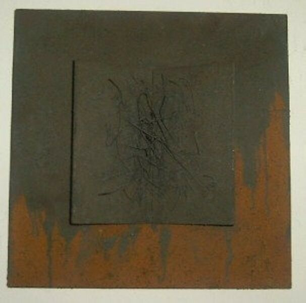 Primary image for Original Abstract Wood Art by Nacho Angulo - Spain Finland Europe Gallery Museum