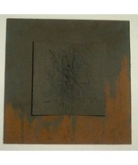 Original Abstract Wood Art by Nacho Angulo - Spain Finland Europe Galler... - $734.27