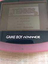 Nintendo GameBoy Tennis image 2