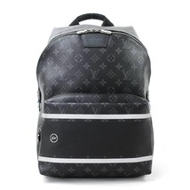 Louis Vuitton Apollo Backpack Fragment Monogram Eclipse 2017 Bag MINT - $3,743.19