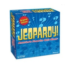 Jeopardy, Trivia Game with a Twist, 3 - 5 Players Given Answers & Need Q... - $73.25