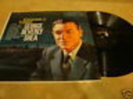 Navidad Himnos George Beverly Karité LP Record Álbum Vinilo - £4.10 GBP