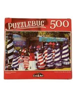 """Puzzlebug 500 Piece Puzzle Miniture Lighthouses 18.25""""  X 11"""" New COLORFUL - $6.23"""