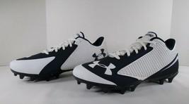 Under Armour Mens UA Nitro Icon Low MC Sz 9.5 Football / Lacrosse Athletic Shoes - $74.25