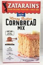 Zatarain's Honey Butter Cornbread Mix 12.5 oz Zatarains - $4.94