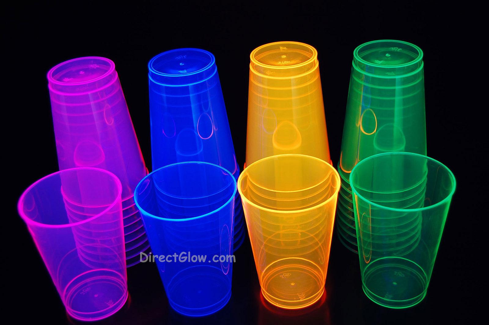 12oz 40ct blacklight cups1