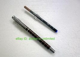 Pierre Cardin Volga Roller Ball Point Pen Ballpen Brown Worldwide Free S... - $7.99