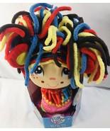 Flip Zee Precious Girls LOLA The Monkey 2-in-1 Plush Soft & Cuddly FlipZ... - $17.88