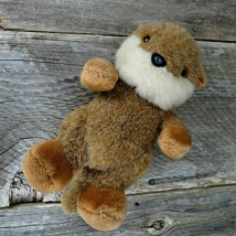 Vintage Otter Plush Stuffed Animal Toy Doll Beaver - $35.99