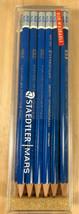 Vintage 1 box (12 pcs) Staedtler Mars Dynagraph Drafting Film 10050 N5 Pencils - $33.90
