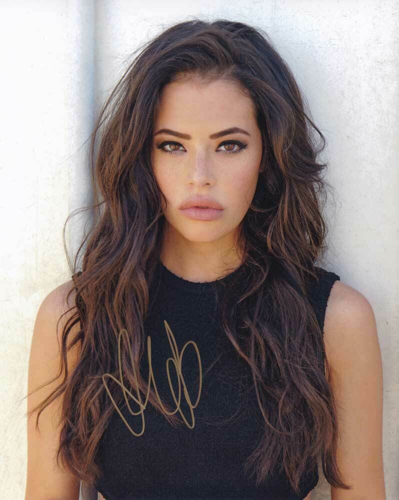 Primary image for Chloe Bridges In-person AUTHENTIC Autographed Photo COA SHA #10986