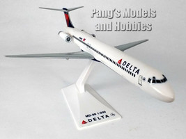 MD-88 (MD-80) Delta Airlines 1/200 Scale Model by Flight Miniatures - $29.69