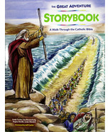 The Great Adventure Storybook NEW Paperback Book Walk Through The Cathol... - $32.01