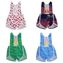 2017 Pudcoco Sweet Newborn Infant Baby Girls Fashion Sleeveless Playsuit... - $11.39