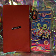 Wow! Lisa Frank Casetify Zoomer Zorbit iPhone XS Max Case In Its Box image 4