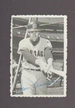 1969 Topps Deckle Edge # 18 Don Kessinger  Chicago Cubs EXCELLENT - MINT - $1.49