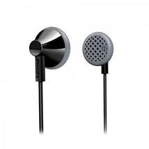Philips SHE2000/10 In-Ear Headphones, Black - $28.75