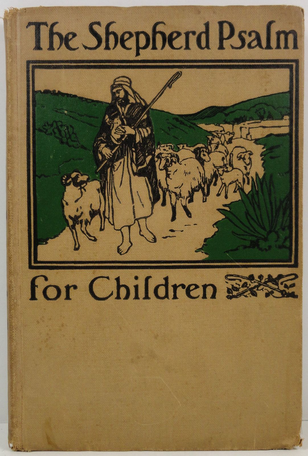 Primary image for The Shepherd Psalm for Children by Josephine L. Baldwin 1899
