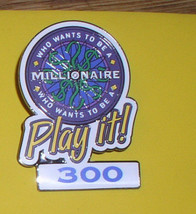 Disney Millionaire Play It  300 Points Authentic Disney Pin - $11.99