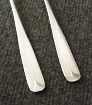 "Oneida Village Common Set of 2 Salad Forks  6 3/4"" Japan Stainless - $7.99"