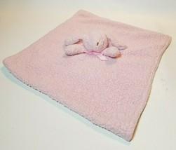 Blankets & Beyond Lamb Pink Lovey Security Blanket 20 x 18in - $22.72