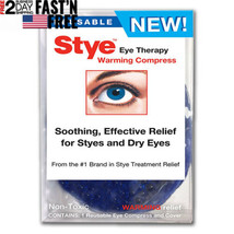Stye Eye Therapy Warming Compress | Soothing, Effective Relief for Styes... - $12.53