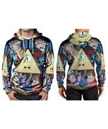 Gravity Falls Ilumination Men's Hoodie - $44.80+