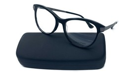 Calvin Klein Women's Black Cats Eye Glasses with case CK 5920 001 55mm - $64.99