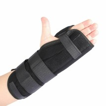 Left Right Wrist Brace Support Carpal Tunnel Sprain Forearm Splint Band ... - $9.02