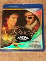Casanova (Blu-ray, 2006 Heath Ledger Film) BRAND NEW / FACTORY SEALED - $5.78