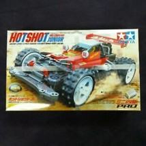Mini 4WD Hot Shot Jr. Tamiya 1:32 Racer Mini 4WD Series - $101.49