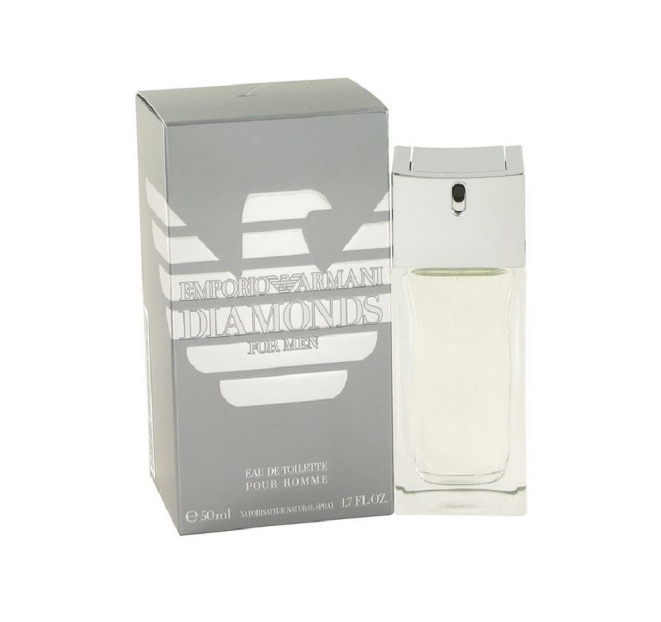 Emporio armani diamonds edt for men 1 7oz