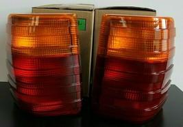 Taillights Mercedes Benz Brand New W123 T123 Wagon Set BNWB Tail Lights ... - $196.02