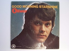 Oliver - Good Morning Starshine Vinyl LP Record Album CR 1333 - $5.93
