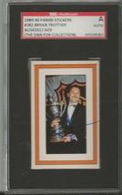 Bryan Trottier 1989 Panini Stickers Autograph #382 SGC Islanders - $44.76