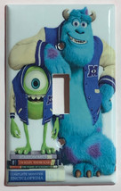Monster University James Light Switch Outlet Wall Cover Plate Home Decor image 1